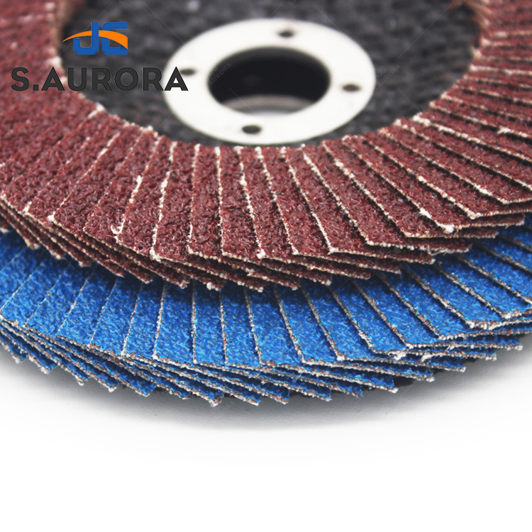 hook and loop sanding discs 5