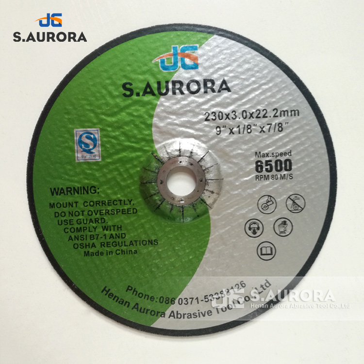 5 in. x 1/16 in. x 7/8 in. masonry cutting disc