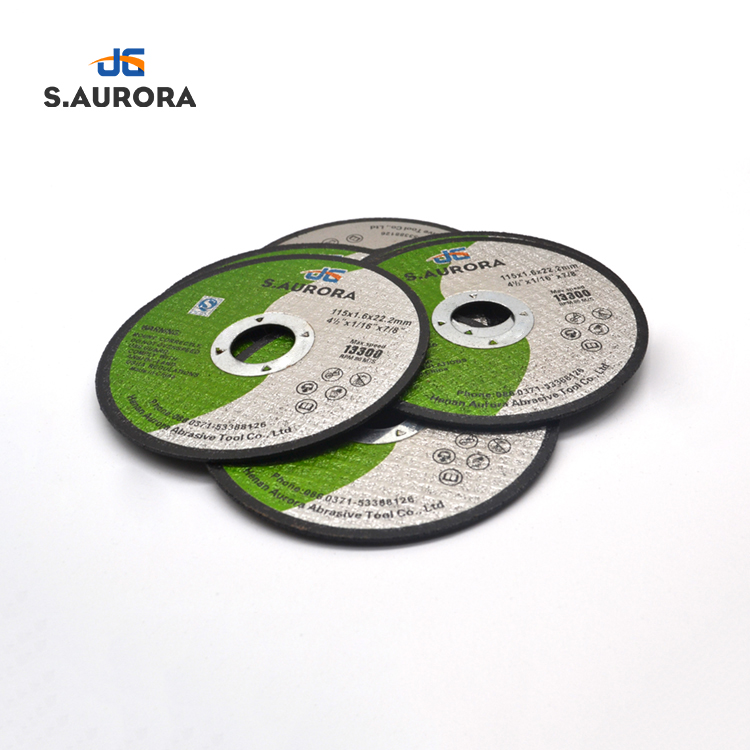 "7"" inch metal cut off wheel - angle grinder cutting disc"
