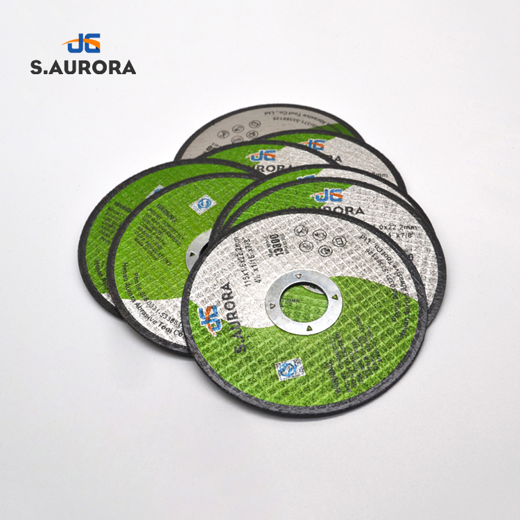 alflex metal slitting discs - inox for stainless and mild steels